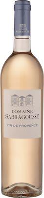 Domaine Sarragousse AOP Côteaux d'Aix en Provence Rosé 75 cl. - Alc. 13,5% Vol.