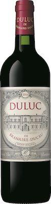 2016 Duluc de Branaire Ducru AOP Saint Julien 75 cl. - Alc. 13,5% Vol.