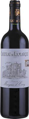 2016 Château de Lamarque AOP Haut Médoc 75 cl. - Alc. 14% Vol.