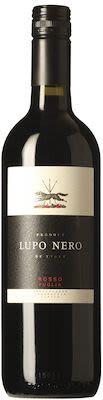Lupo Nero Rosso Puglia I.G.T. 75 cl. - Alc. 12 % Vol.