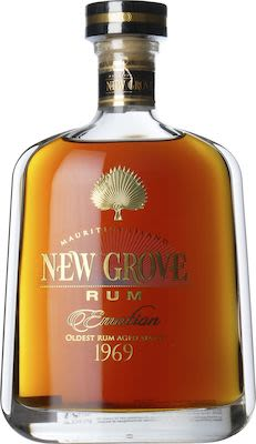 New Grove Emotion 1969 Rum 70 cl. - Alc. 47 % Vol.