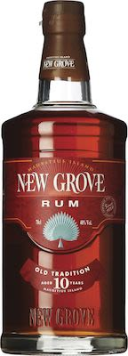 New Grove Old Tradition 10 Years Old 70 cl. - Alc. 40 % Vol.