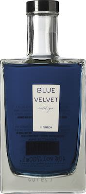 Blue Velvet Gin 70 cl. - Alc.  40 % Vol.