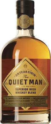 The Quiet Man Blended Irish Whiskey 70 cl. - Alc.  40 % Vol.