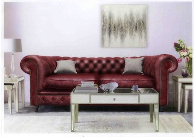 Chesterfield Dorchester 4-seater Sofa