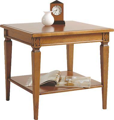 Selva Villa Borghese Occational table, W60xD60xH55cm