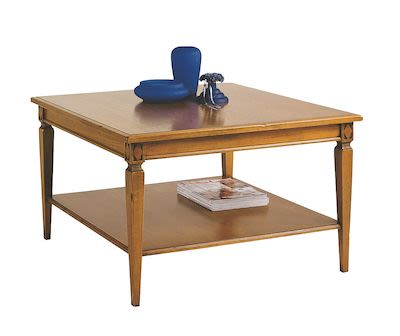 Selva Villa Borghese Coffee table, W90xD90xH55cm