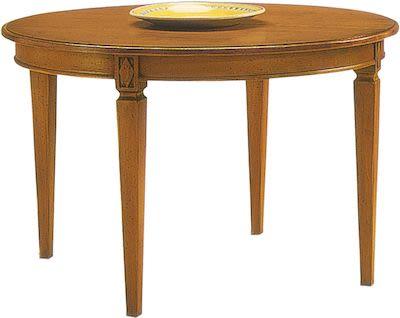Selva Villa Borghese Dining table, Ø 120(L 160) H 77cm