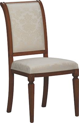 Selva Villa Borghese Chair, W50xD60xH97cm