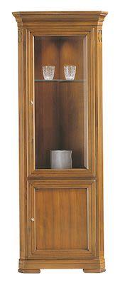 Selva Villa Borghese Collectors china cabinet, W71xD42xH195cm