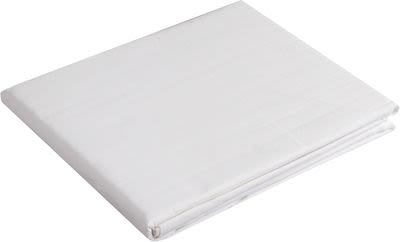 Borås Cotton CLOUD Bed sheet, 220x270 cm, White