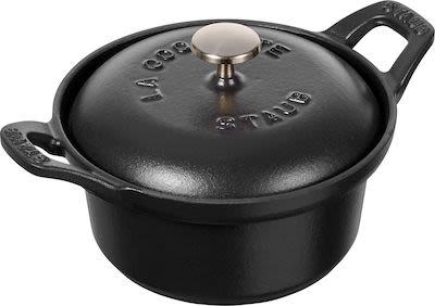 Staub La Coquette cast iron, round 12cm 0,5L