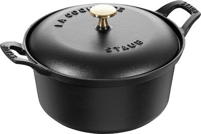 Staub La Coquette cast iron, round 20cm 2,45L