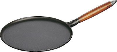 Staub cast iron pancake pan 28cm