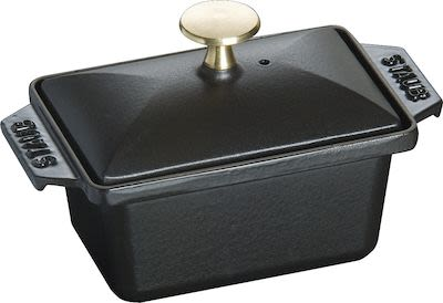 Staub Terrine cast iron, small 0,7L 15x11cm