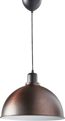 Ceiling light MAGNUM, copper