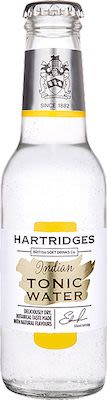 Hartridges Indian Tonic Water 24x20 cl. Btls.