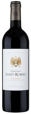 2018 Château Saint Robert, AOP Graves Rouge 75 cl. - Alc. 13,5% Vol.