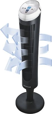 Honeywell Quiet set Tower fan