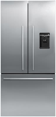Fischer&Paykel ActiveSmart™ Fridge - 90cm French Door American Style with Ice & Water 541L