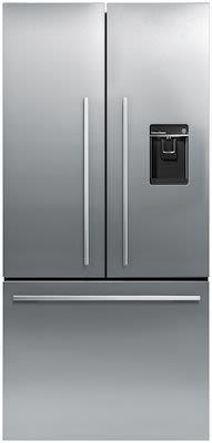 Fischer&Paykel ActiveSmart™ Fridge - 90cm French Door American Style with Ice & Water 541L