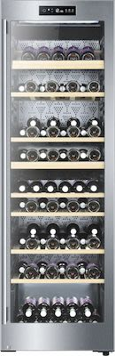 WITT W151A wine cooler, free-standing with 2 temperature zones, H185 cm.