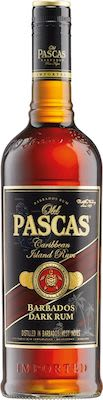 Old Pascas Dark Rum, 70 cl. - Alc. 37,5% Vol.