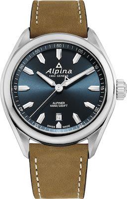 Alpina Gent's Alpiner Quartz