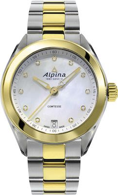 Alpina Ladies' Alpiner Comtesse Quartz