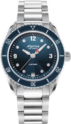Alpina Ladies' Alpiner Comtesse Sport Quartz