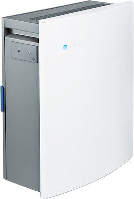 Blueair Classic 280i air purifier with smokestop filter