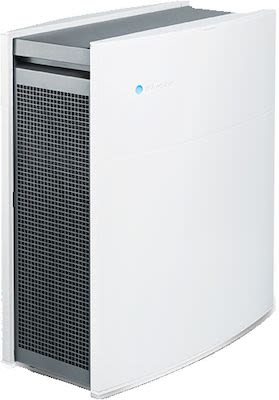 Blueair Classic 480i air purifier with smokestop filter