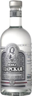 Tsarskaya Originalnaya Vodka 100 cl. - Alc. 40% Vol.