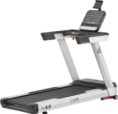 Reebok Treadmill SL.8PLEASE CHECK AVAILABILITY WITH CUSTOMERSERVICE - DUE TO THE CORONA PANDEMIC DELIVERY TIME MAY OCCUR