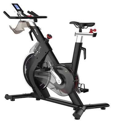 TITAN LIFE Spinbike Magnetic S80 ProPLEASE CHECK AVAILABILITY WITH CUSTOMERSERVICE - DUE TO THE CORONA PANDEMIC DELIVERY TIME MAY OCCUR