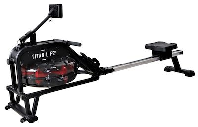 TITAN LIFE Rower R62. WaterPLEASE CHECK AVAILABILITY WITH CUSTOMERSERVICE - DUE TO THE CORONA PANDEMIC DELIVERY TIME MAY OCCUR