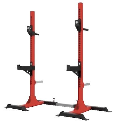 TITAN LIFE Squat stand adjustable. Full ProPLEASE CHECK AVAILABILITY WITH CUSTOMERSERVICE - DUE TO THE CORONA PANDEMIC DELIVERY TIME MAY OCCUR