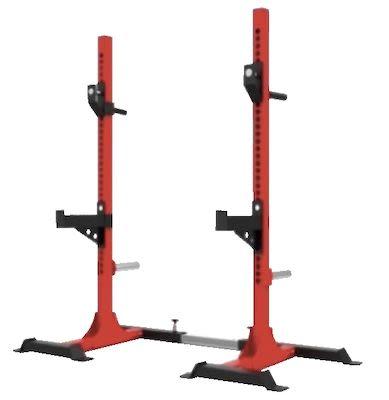 TITAN LIFE Squat stand adjustable. Full Pro