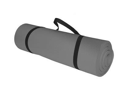 TITAN LIFE Mat Training  180x60x1,5cm. Color Grey