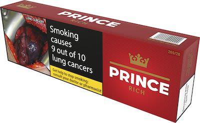 Prince Rich Taste 200 pcs