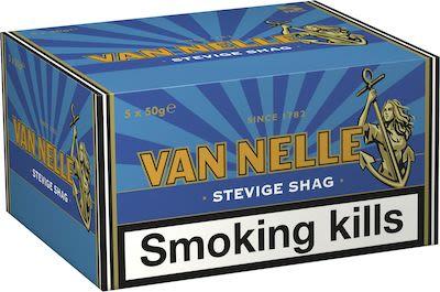 Van Nelle Stevige Shag 5x50g