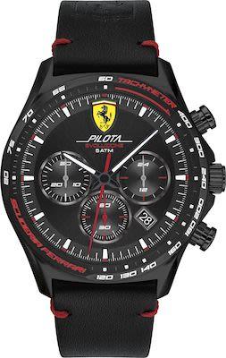 Scuderia Ferrari Pilota Evo Gent's Watch