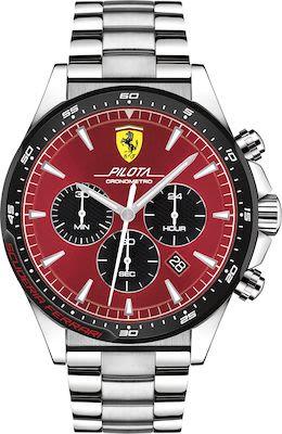 Scuderia Ferrari Pilota Gent's Watch