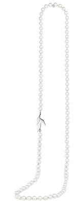Misaki Ladies' Necklace Tree Long