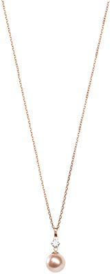 Misaki Ladies' Necklace Feel Pink