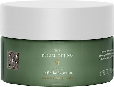 The Rituals Jing Mild Body Scrub 200 ml