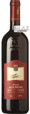 2018 Banfi Rosso di Montalcino Poggio alle Mura 75 cl. - Alc. 14,5% Vol.