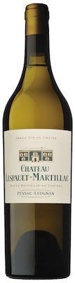 2017 Château Lespault Martillac AOP Pessac Leognan Blanc 75cl. - Alc. 13,5% Vol.