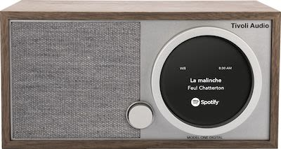 Tivoli Audio Model One Digital Generation 2, walnut/grey