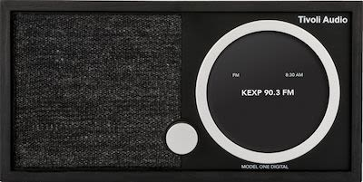 Tivoli Audio Model One Digital Generation 2, black/black